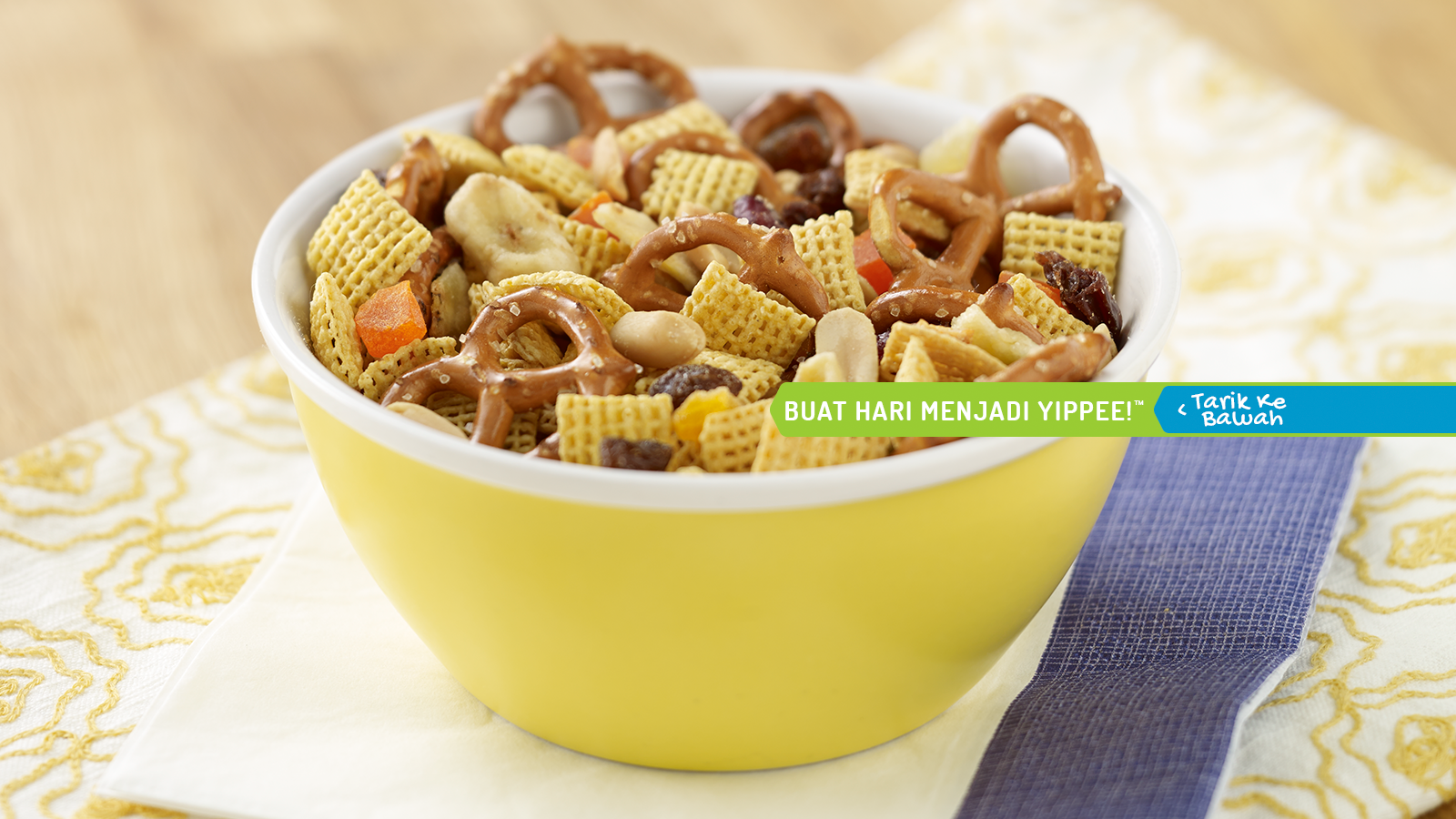 Skippy® - Snack Mix Peanut Butter