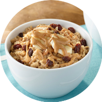 Peanut Butter Cookie Oatmeal / Kue Havermut Peanut Butter