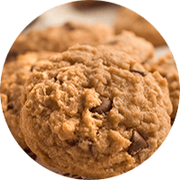 Best Ever Peanut Butter Oatmeal Cookies / Kue Havermut Peanut Butter Terenak